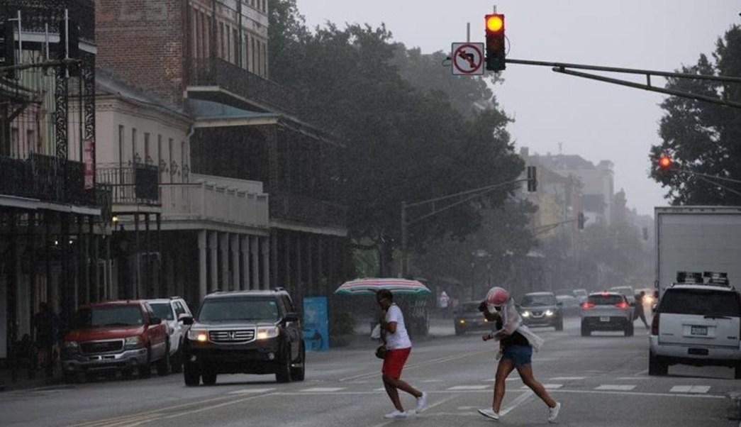 """La Tormenta """"Barry"""" Se Acerca A Luisiana Y Será Huracán Este Sábado"""