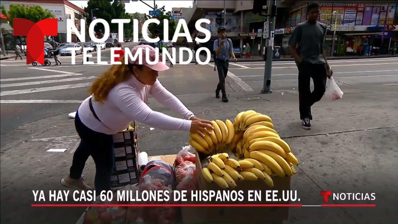Récord De Hispanos Viviendo En Estados Unidos