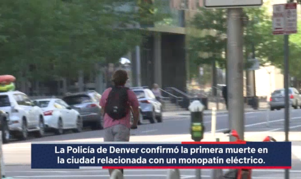 Muere Primera Persona En Denver Por Accidente En Monopatín Eléctrico