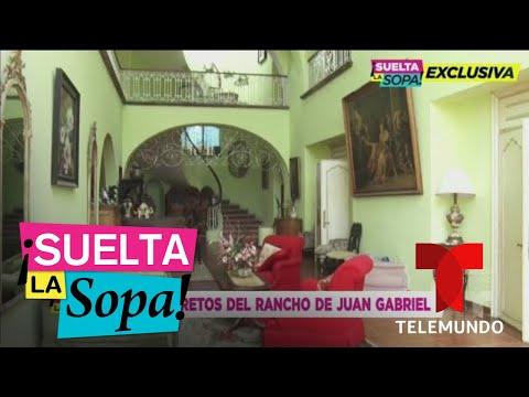 Juan Gabriel: Los Secretos De Su Rancho Ante Nuestras Cámaras
