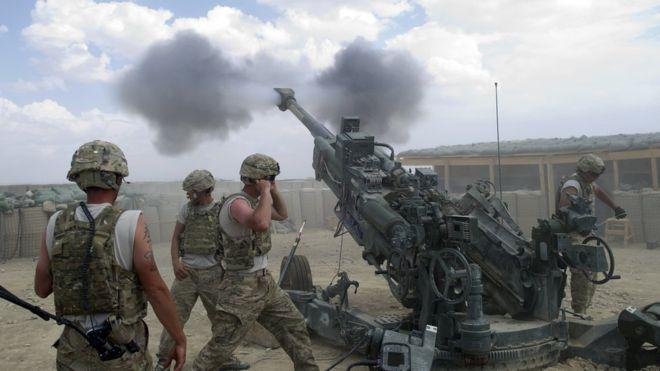 Cuánto Le Ha Costado A EE.UU. La Guerra Contra El Talibán En Afganistán, La Más Larga De Su Historia