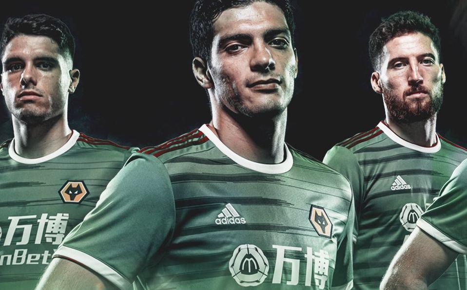 Como Homenaje, Los Wolves Presentan Jersey Tricolor