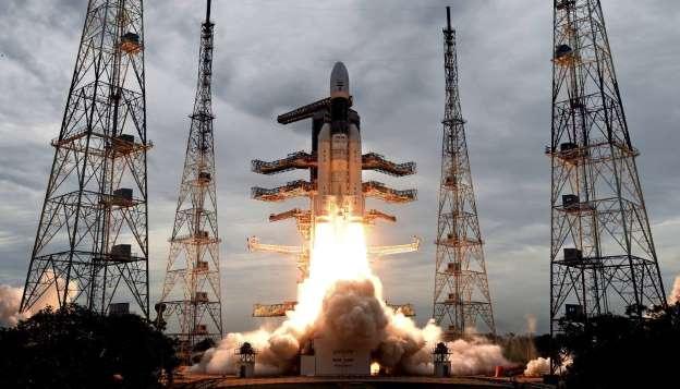 La India Intenta Hoy Convertirse En El Cuarto País En Aterrizar Sobre La Luna