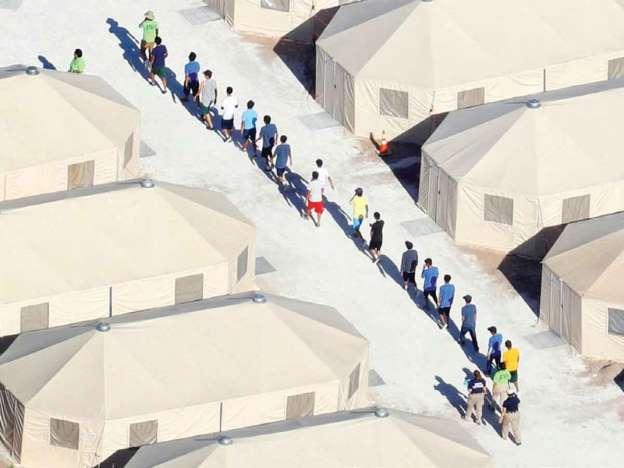 Lucran Con Detención De Niños Migrantes En Estados Unidos