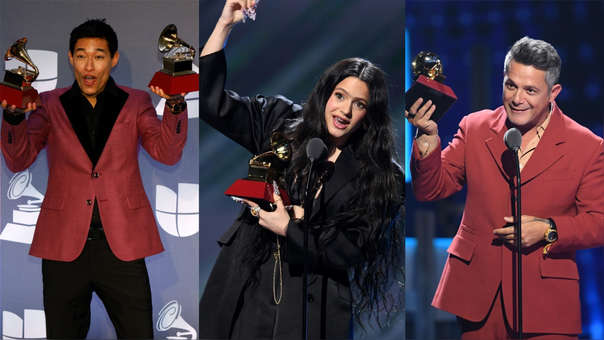 Latin Grammy 2019: Estos Son Lo Ganadores De La Gala De La Música Latina