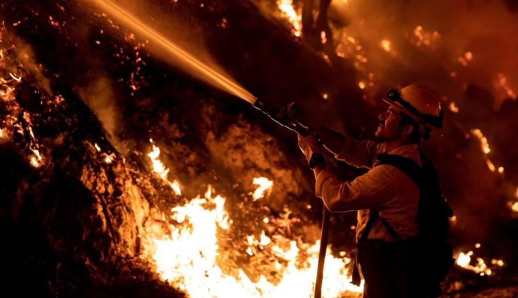 Trump Hace Nueva Amenaza De Privar A California De Ayuda Federal Para Incendios