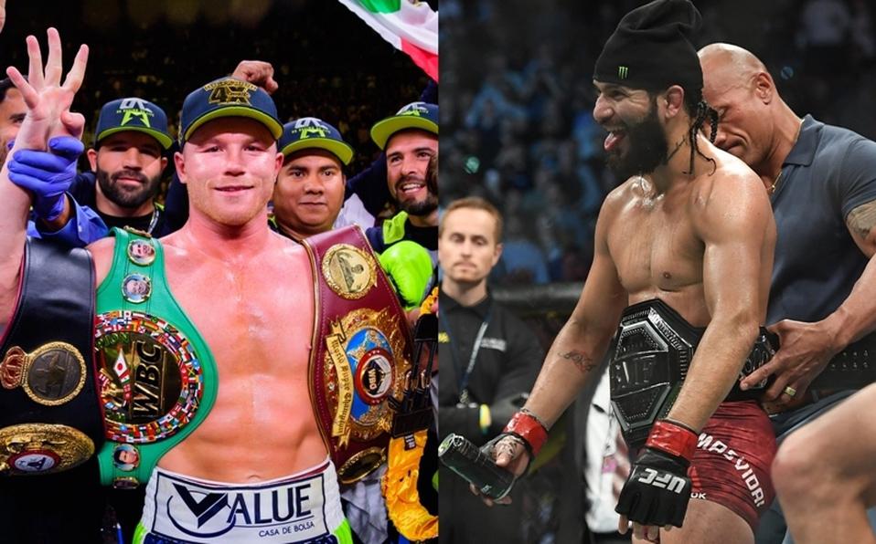 """Peleador De La UFC """"tiene Ganas De Romperle La Cara"""" Al Canelo Álvarez"""
