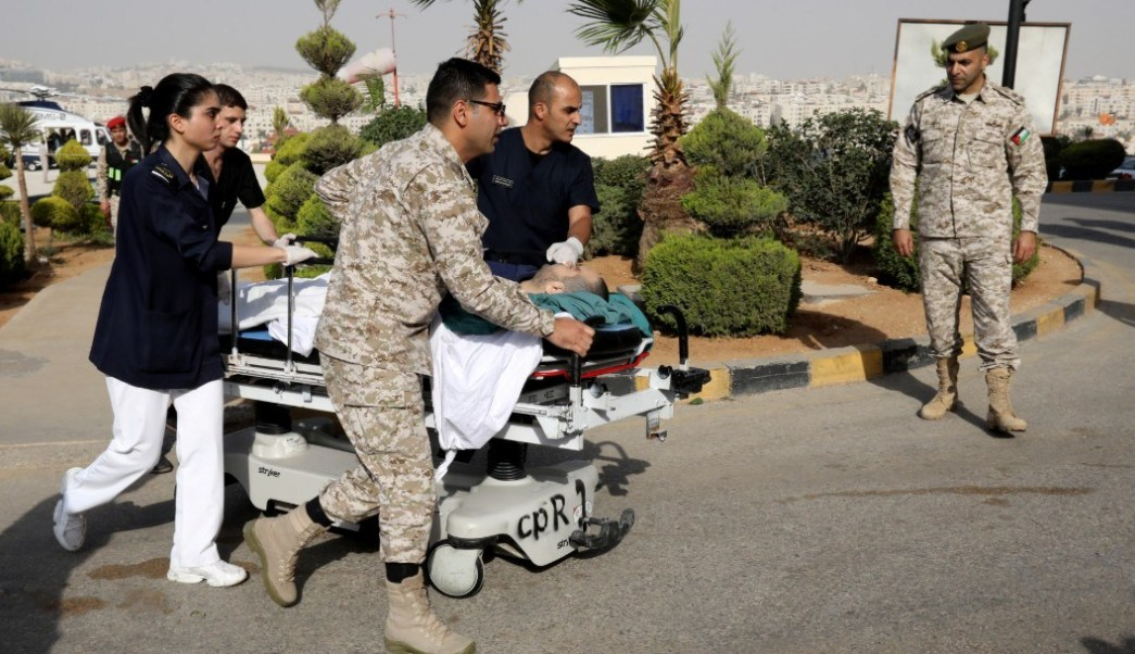 Tres Mexicanos Fueron Apuñalados En Jordania