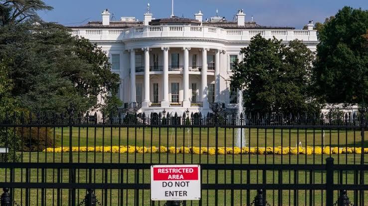 Declaran El Cierre De La Casa Blanca Y El Capitolio Por La Presencia De Una Aeronave No Autorizada