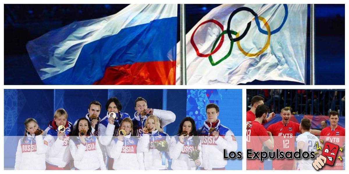 Rusia No Podrá Participar Ni En Juegos Ni En Mundiales Durante Cuatro Años