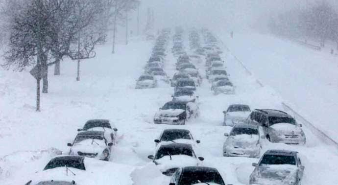 La Tormenta Invernal En El Noroeste De EU Ya Ha Cobrado 4 Victimas