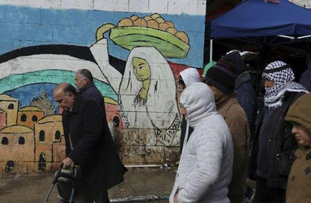 Pocas Expectativas Entre Los Palestinos Ante El Plan De Paz De Trump