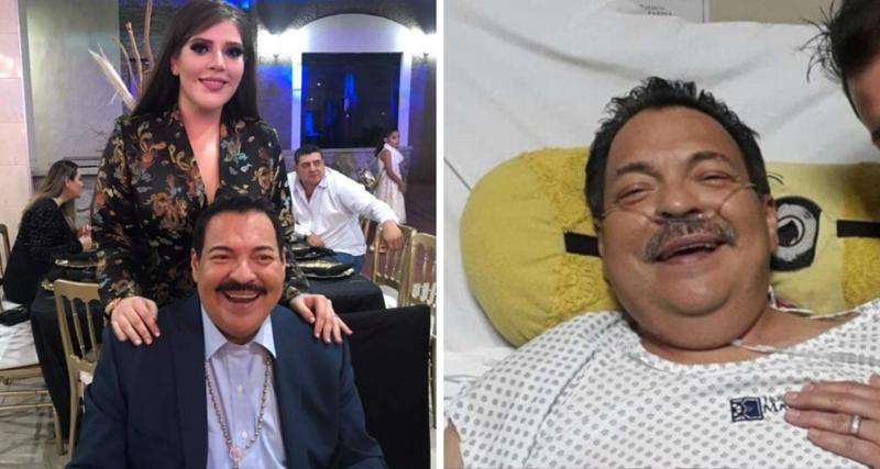 Julio Preciado Se Despide De Su Familia Antes De Su Cirugía