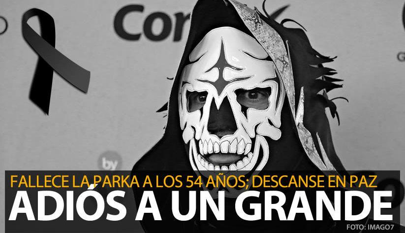 Muere La Parka A Los 54 Años; La Lucha Libre Está De Luto