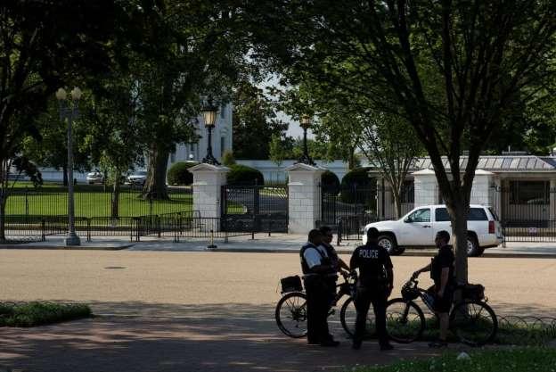 """Servicio Secreto Arresta A Sujeto En La Casa Blanca Que Iba A """"matar A Trump"""""""