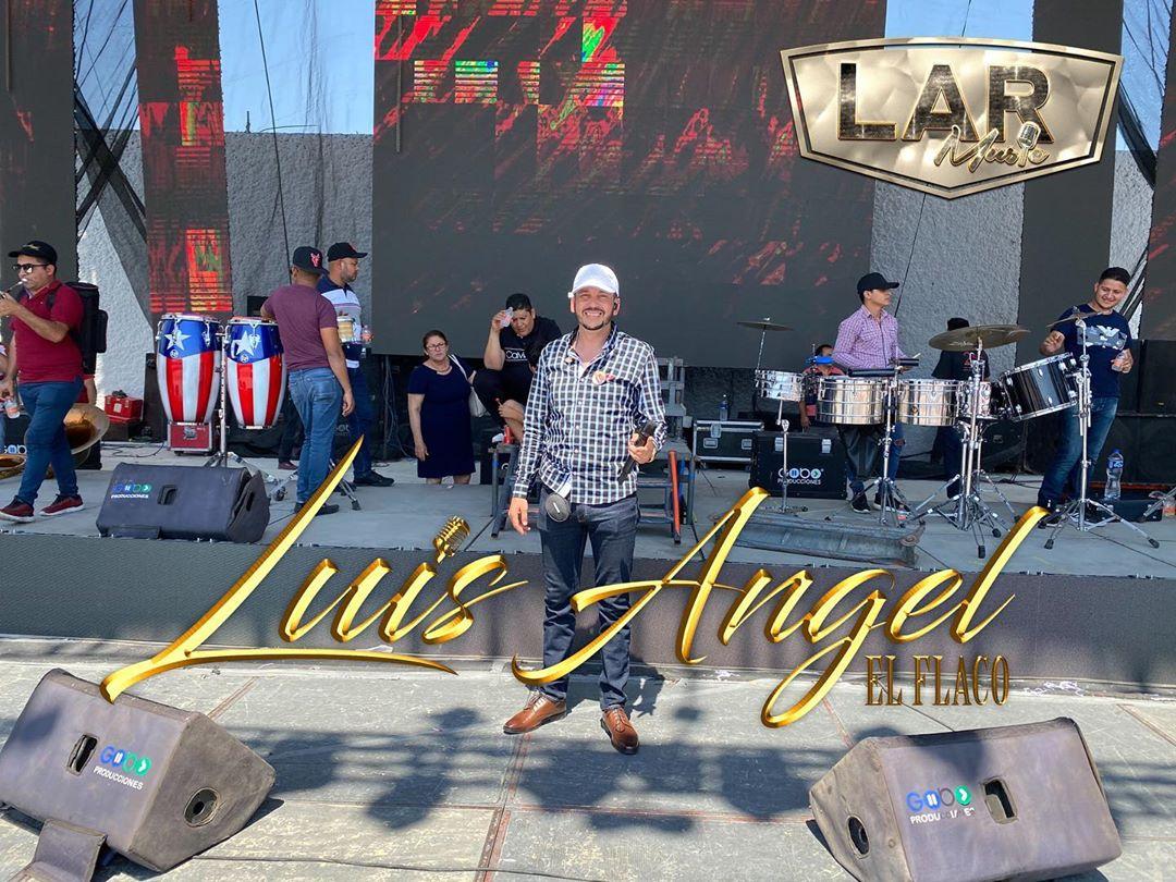 """Así Fue El Primer Show Como Solista De Luis Ángel """"El Flaco"""""""