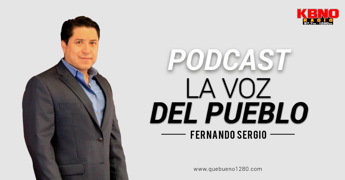 Podcast La Voz Del Pueblo 23 De Marzo Del 2021