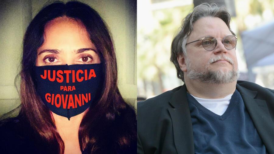 Salma Hayek Y Más Famosos Que Exigen Justicia Para Giovanni, Joven Asesinado En México