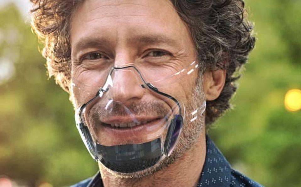 Lanzan Primer Cubrebocas Transparente Que Se Mantiene Esterilizado Hasta Por Un Mes