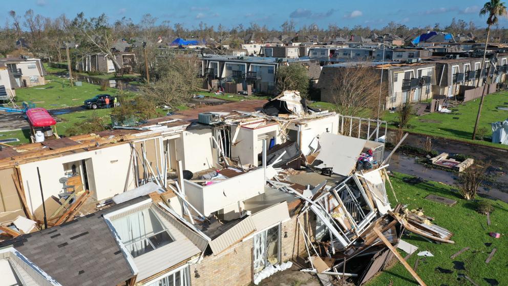 El Huracán Laura Dejó 25 Muertos En Luisiana