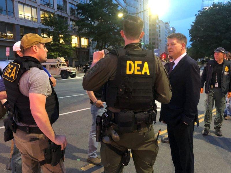 Más De 1.500 Arrestados En Acciones De La DEA