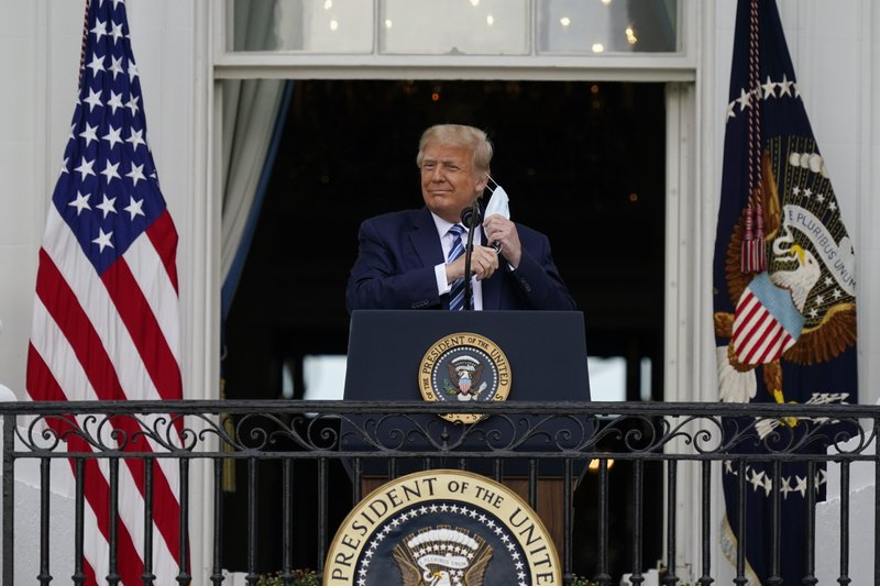 Trump Asegura Estar Sano Para Volver A La Batalla Electoral