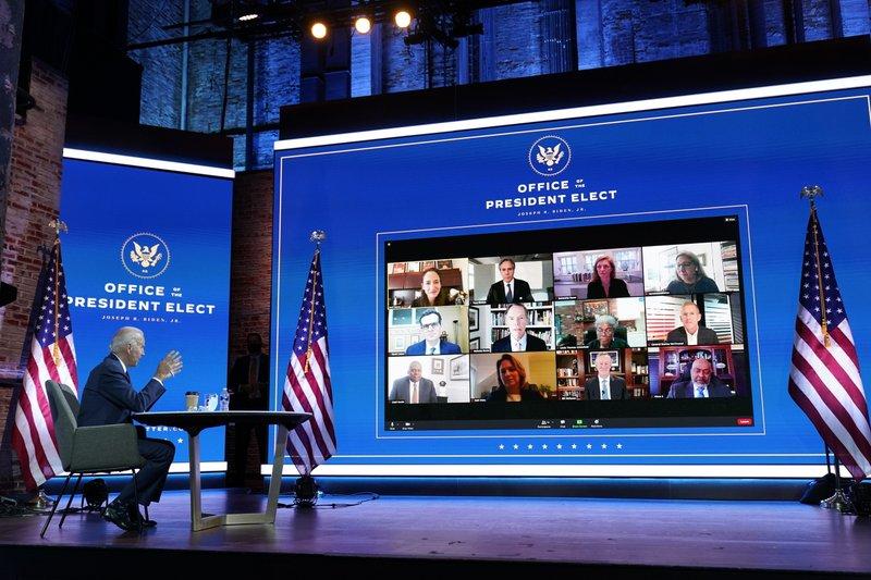 Biden Recibe Luz Verde Para Iniciar Transición