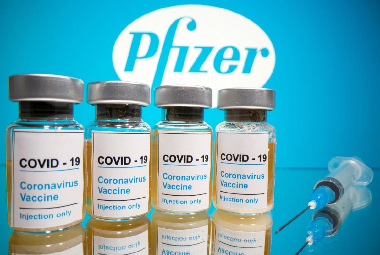 Vacuna Contra Covid De Pfizer Es 90% Efectiva