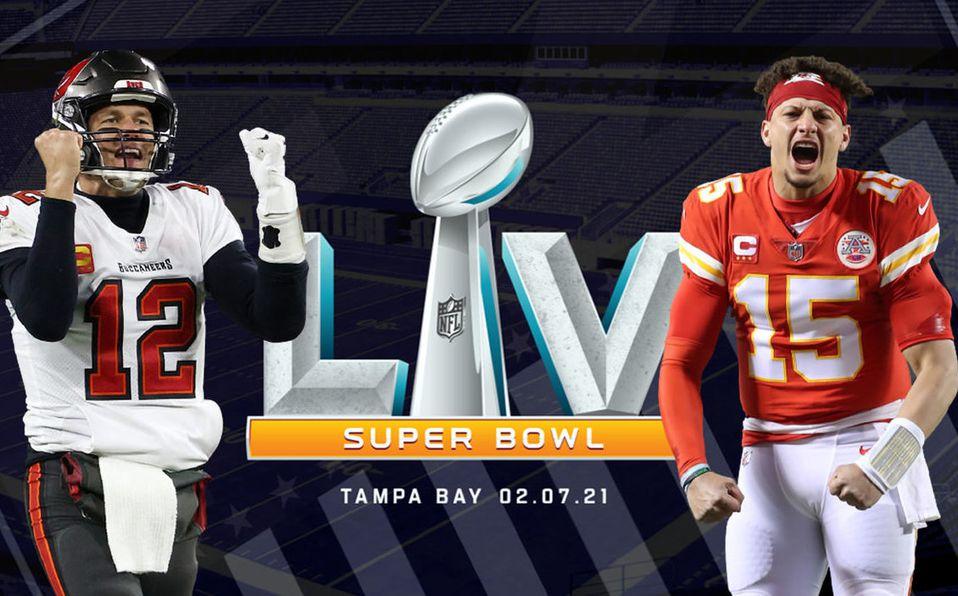 ¡Definido El Super Bowl! Chiefs Vs. Buccaneers Con Mahomes Y Brady Por El Título NFL